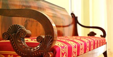 Hausrat verwerten antike Moebel